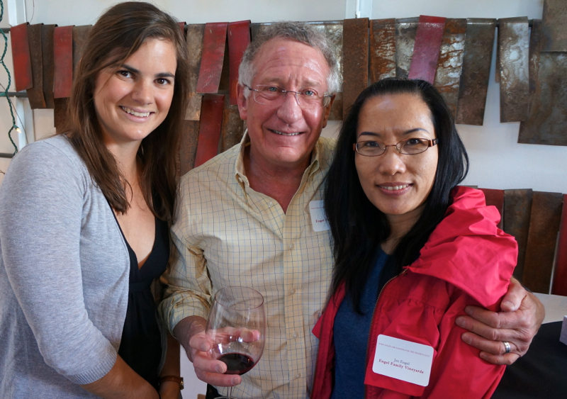 A - 750 - Lynn Wight, Ron Engel, Jen Engel