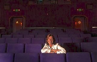 Cathy Buck in theater