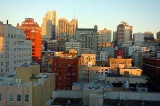 A - Negroni - San Francisco skyline
