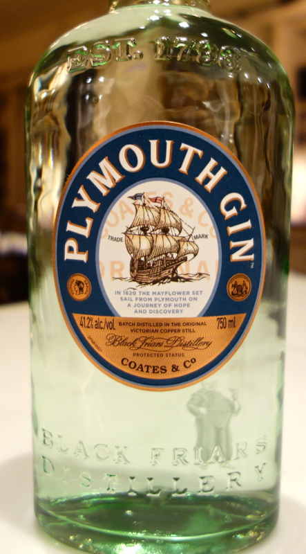 A - Negroni - CU Plymouth label