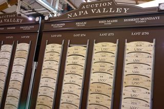 A - ANV - Barrel Auction Lot boards