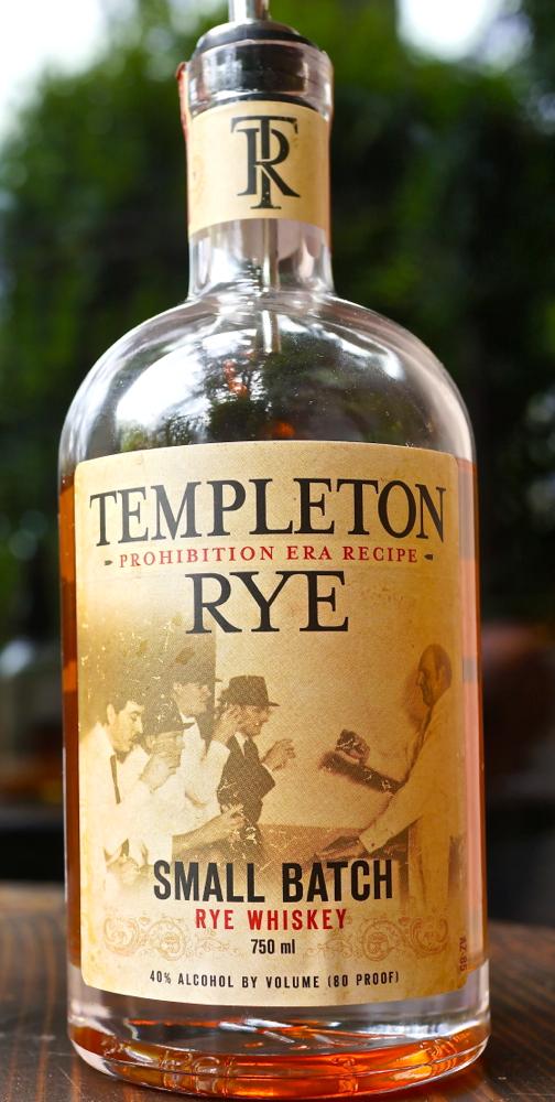 G&G - CU Templeton Ryelabel