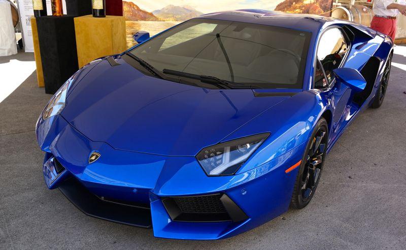 A - ANV - Lamborghini