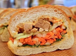 A - ANV - CU Banh Mi Sandwich