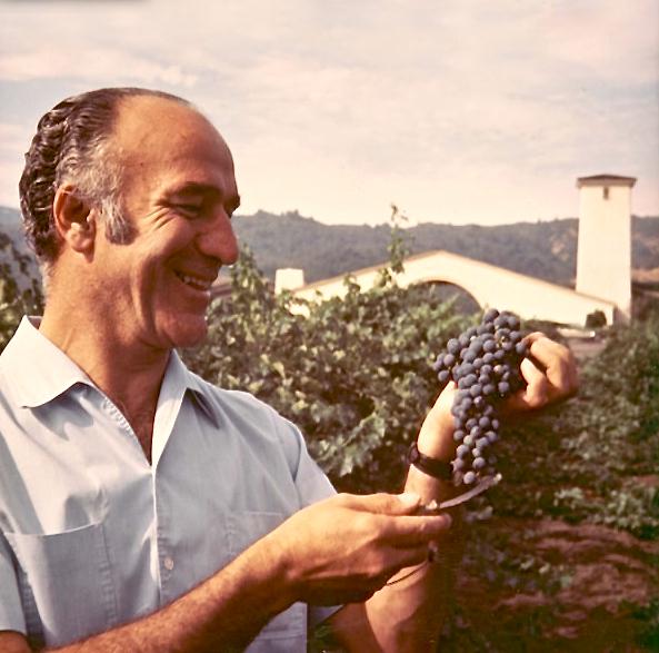 Bob Mondavi, 1966