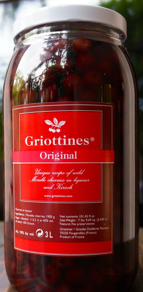 G&G - CU label Griottines