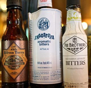 G&G - The three Bitters