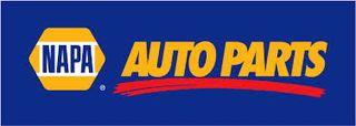 A - Auction - CU Napa Auto Parts Logo