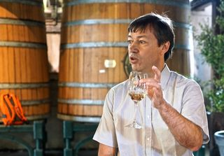 Rutherford- Philippe Bascaules, Estate Mgr and Winemaker, Inglenook