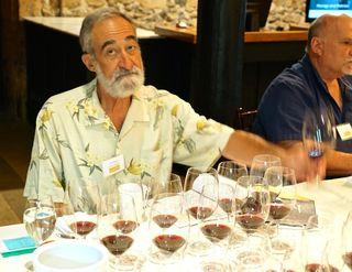Rutherford- Tom Rinaldi, Director of Winemaking, Hewitt & Provenance