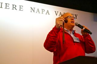 A - Auction – Fritz Hatton, acutioner