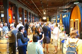 A - Auction - Barrel Room tasting
