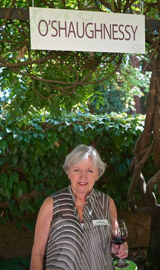 Mt. Veeder – Betty O'Shaughnessy