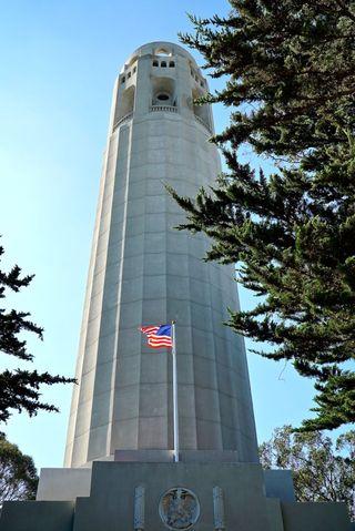 Coit Tower Vertical 1