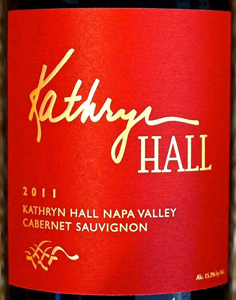 Hall - Kathryn Hall CU label