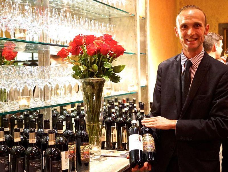 Massi and wines