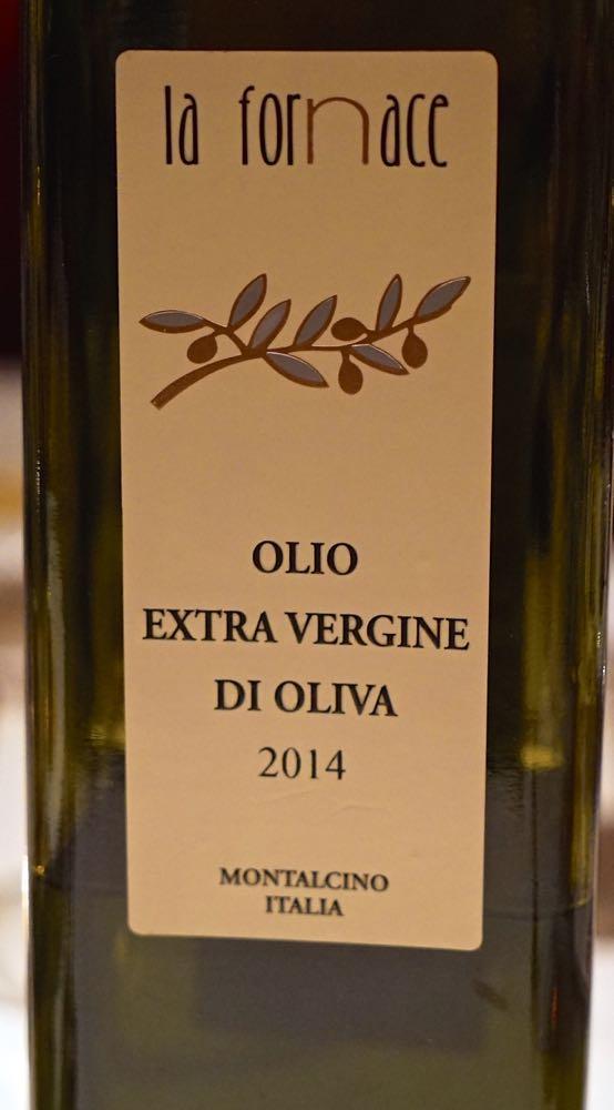 CU olive oil label