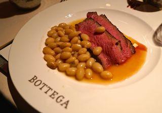 Beans and bistecca CU