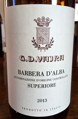 "Vajra Barbera d""Alba Superiore"