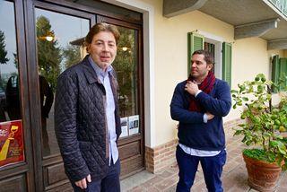 Giuseppe Cavallotto and Josh Esienhauer