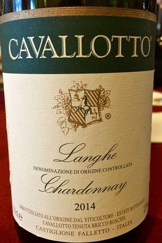 Cavallotto Langhe Chardonnay