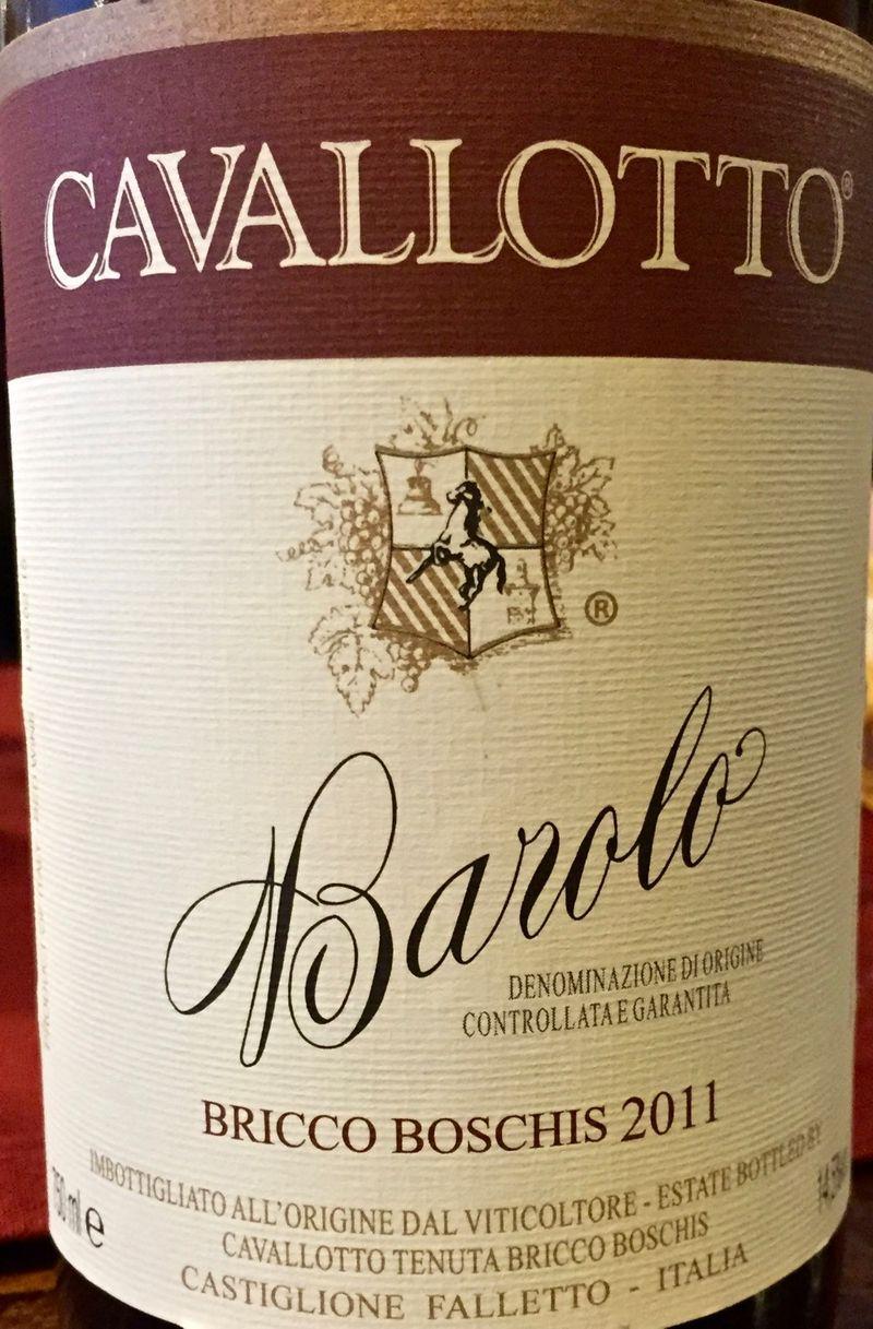Cavallotto Barolo, Bricco Boschis