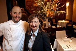 Chef Michael and Lindsay Tusk