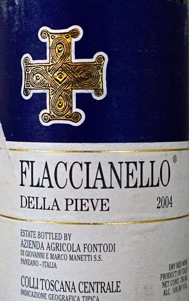 CU Label Flaccianello