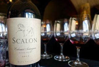 CU Scalon label