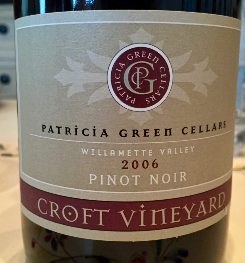 CU Patricia Green label