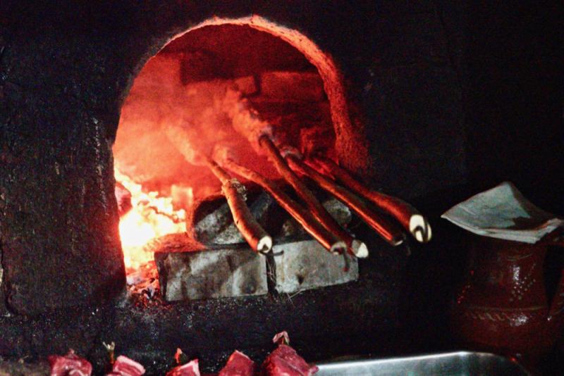 Restaurant) Casa de Pasto Justiniano  Chao da Ribeira (town) (1)