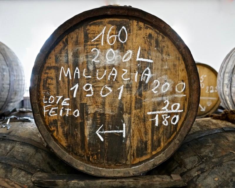 D'Oliveiras barrel head