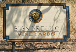 Signorello sign