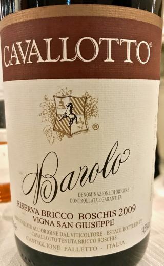 Cavallotto Barolo