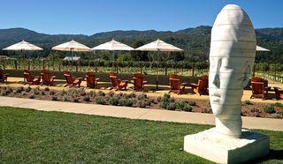 Hall - Sculptured Head