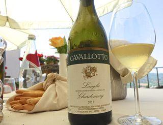 Chardonnay Label CU