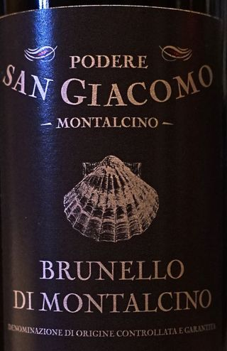Podere Brunello Label CU