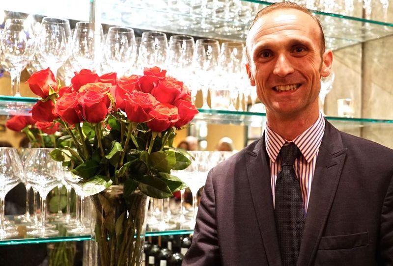 Massi CU with roses