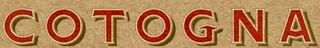 Cotogna logo