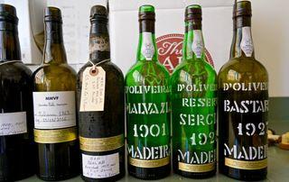 Emptied bottles 2