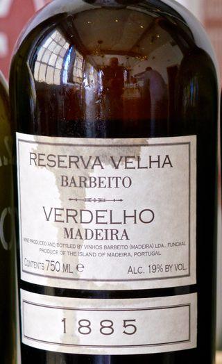 CU 1885 label