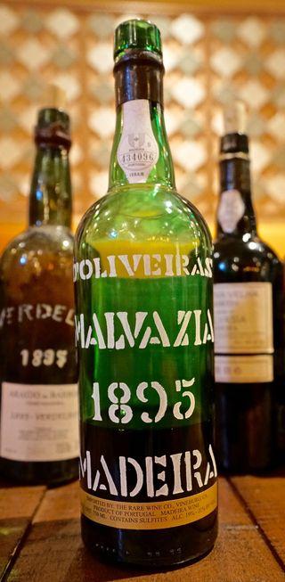 CU 1895 Bottle