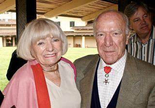 Margrit & Robert Mondavi