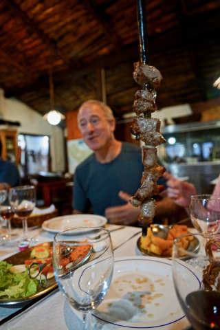 Restaurant) Casa de Pasto Justiniano  Chao da Ribeira (town) (2)