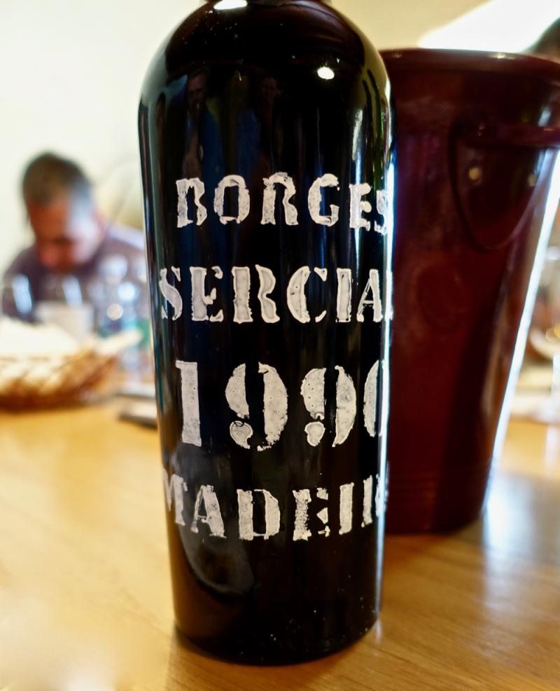 1990 Borges Sercial