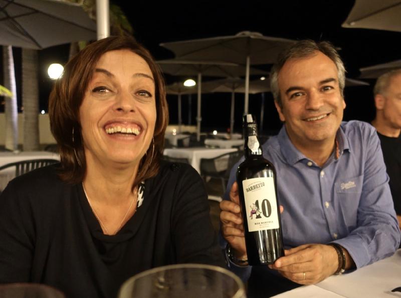 Julia and Ricardo Diogo V. Freitas