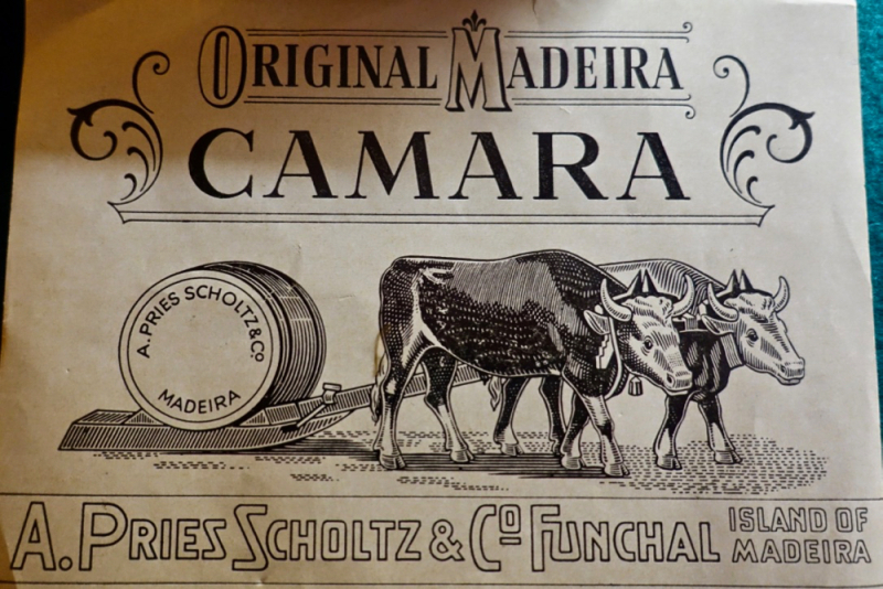 Old Madeira labels 2