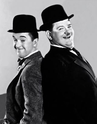 Ask -Laurel & Hardy