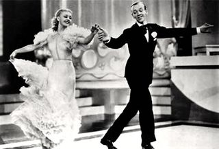 Ask - Ginger & Fred Astaire