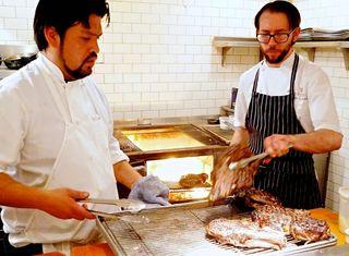 Chefs grill bisetecca